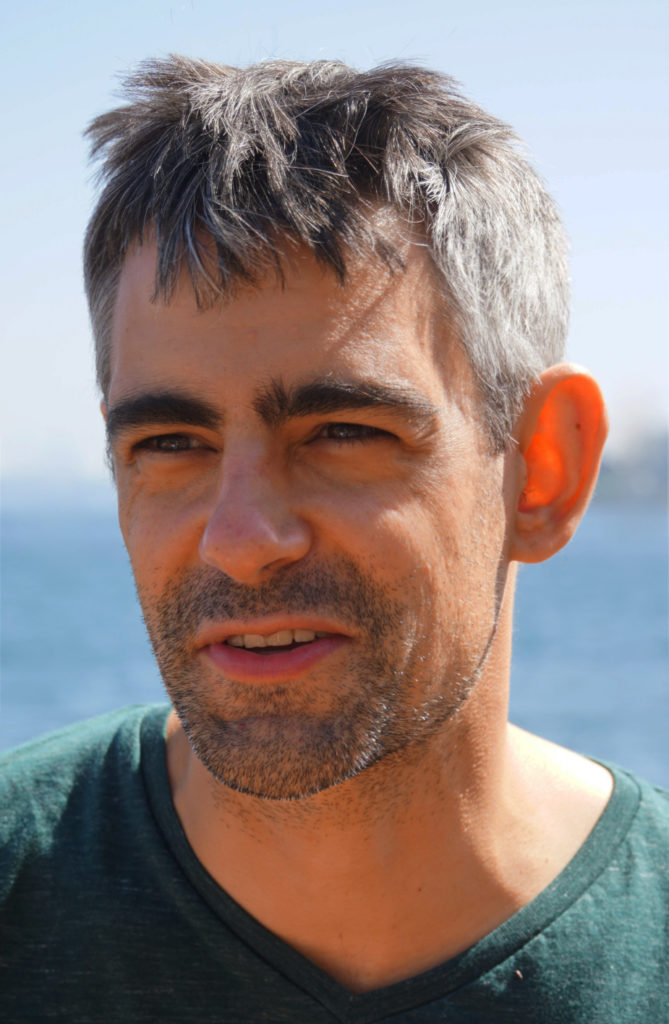 Cédric Thaury Prix Laclare 2021